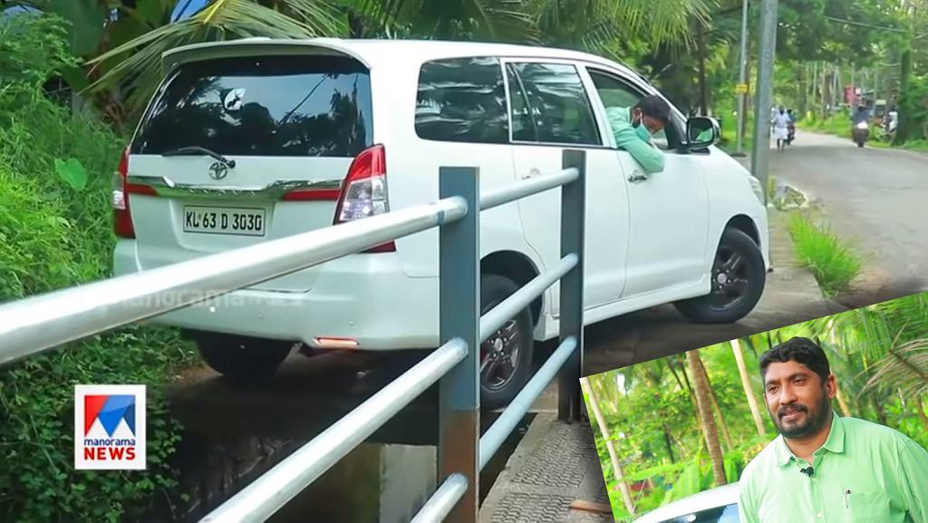 Mistrz parkowania z Indii