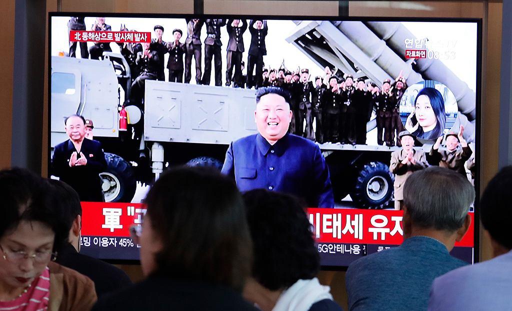 Korea Północna miała wystrzelić kolejny pocisk.