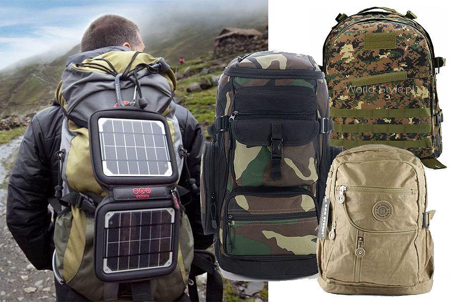 Jaki plecak wybrać?