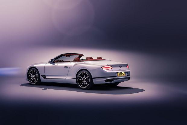 Bentley Continental GT Convertible 2019
