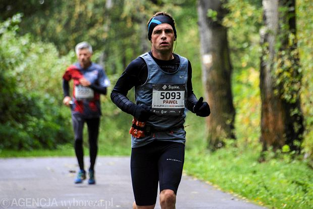 Zdjęcie numer 52 w galerii - Silesia Marathon. Chłód i wiatr niestraszne, rekord pobity! [ZDJĘCIA]