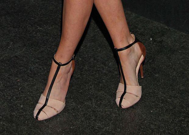 Marysia Niklińska, buty