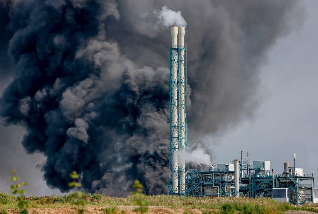 Niemcy. Eksplozja w zakładach chemicznych w Leverkusen. Liczba ofiar wzrosła do pięciu