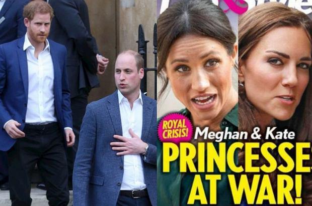 Zdjęcie numer 1 w galerii - Harry i William od tygodni nie rozmawiają ze sobą?