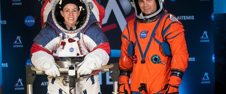 Oto nowe, lepsze skafandry kosmiczne od NASA