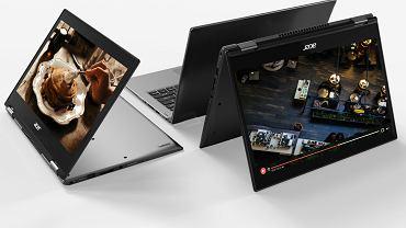 3 najlepsze laptopy 2w1