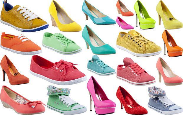 afca399a Owocowo: kolekcja butów CCC na wiosnę i lato 2013