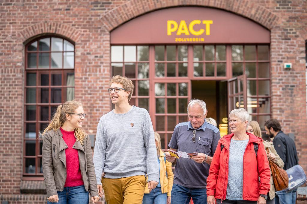 Centrum Kultury PACT Zollverein w Essen