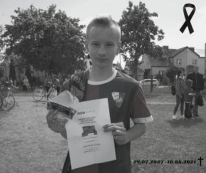 Tragiczna śmierć 14-letniego piłkarza. Zmarł w czasie ratowania dorosłych
