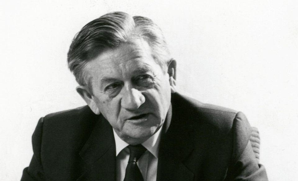 Ernest Szymik przez wiele lat był prezesem Śląskiej Izby Rzemieślniczej