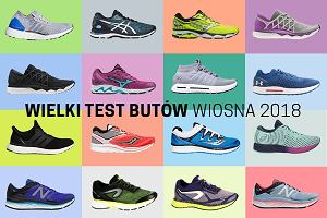 Wielki test butów Polska Biega [KOLEKCJA WIOSNA 2018 - wyniki]