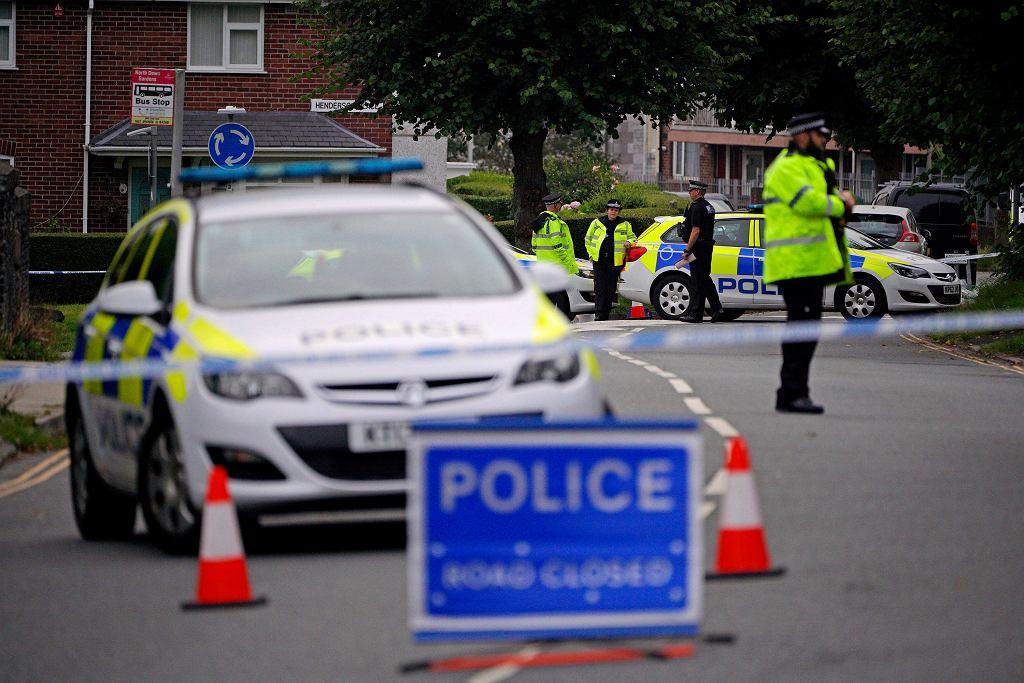 Wielka Brytania. Policja (zdjęcie ilustracyjne)