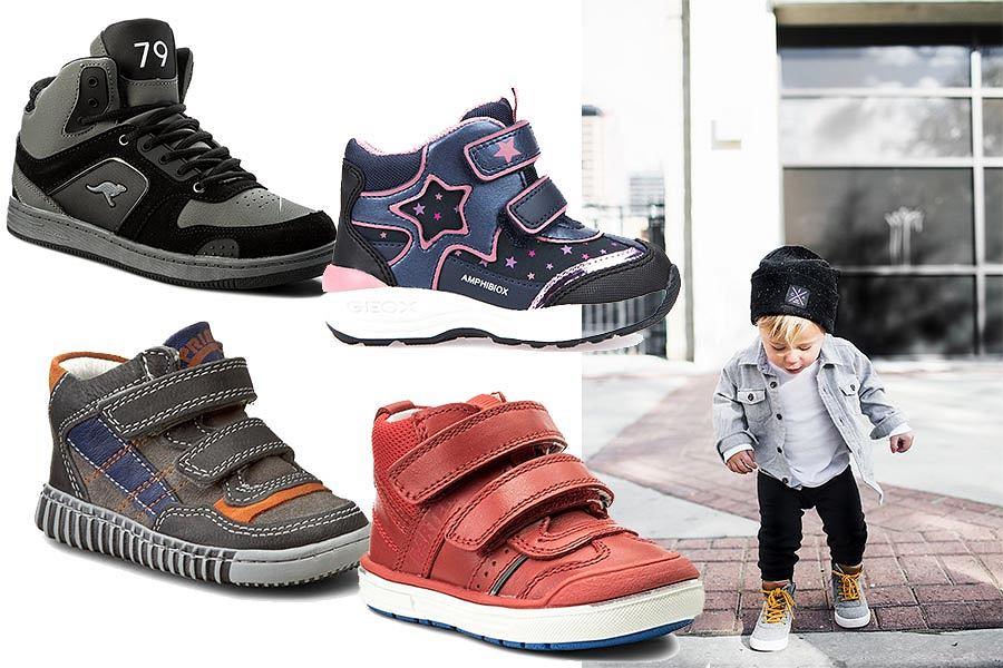 f1b1c9428347ce Buty dziecięce na wiosnę - te modele przypadną do gustu najmłodszym ...