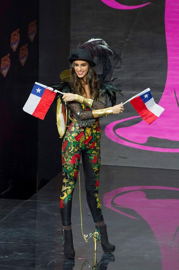 Maria-Jesus Matthei, Miss Chile