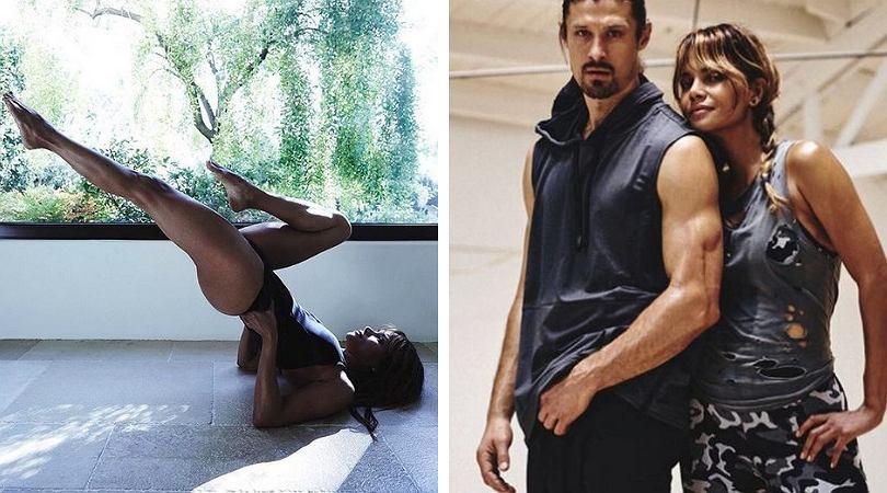 Halle Berry trening