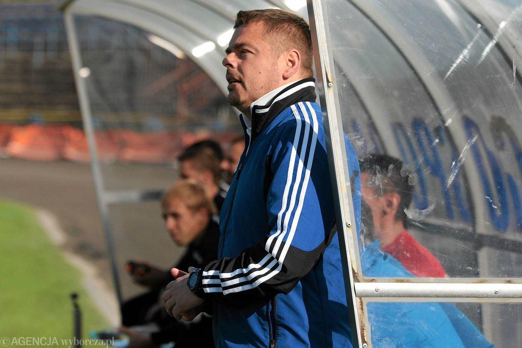 Trener Motoru Lublin Mariusz Sawa
