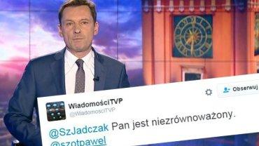 """Wiadomości"" TVP."