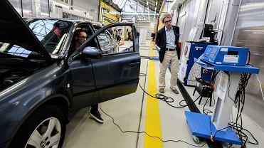 Akcja badań pojazdów