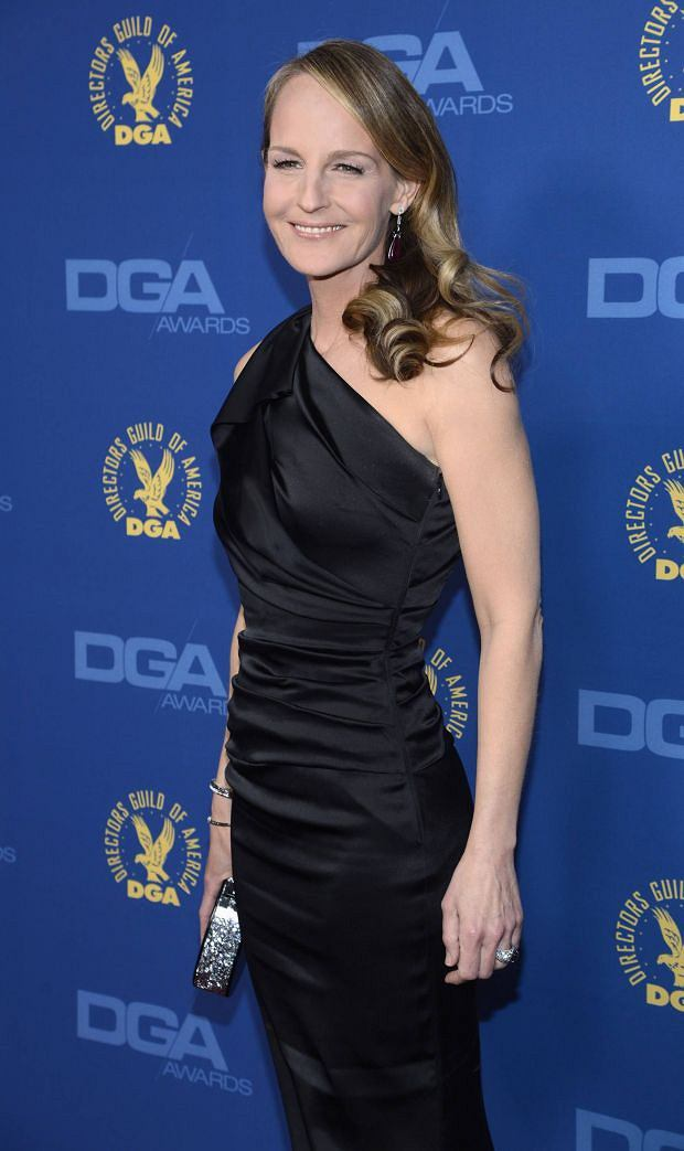 Actress Helen Hunt attends the 65th annual Directors Guild of America Awards in Los Angeles, California February 2, 2013. REUTERS/Phil McCarten (UNITED STATES - Tags: ENTERTAINMENT)