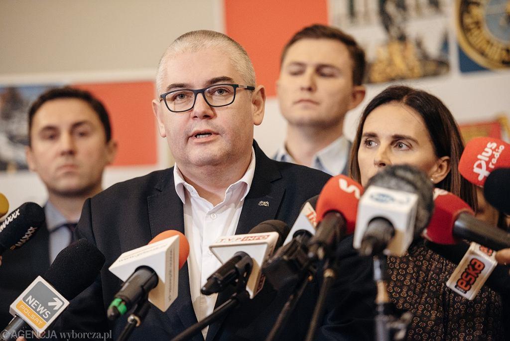 Wiceprezydent Gdańska Piotr Kowalczuk