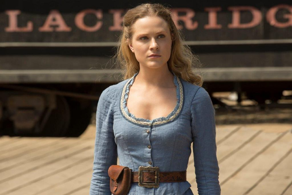 'Westworld', Evan Rachel Woods, serialowa Dolores