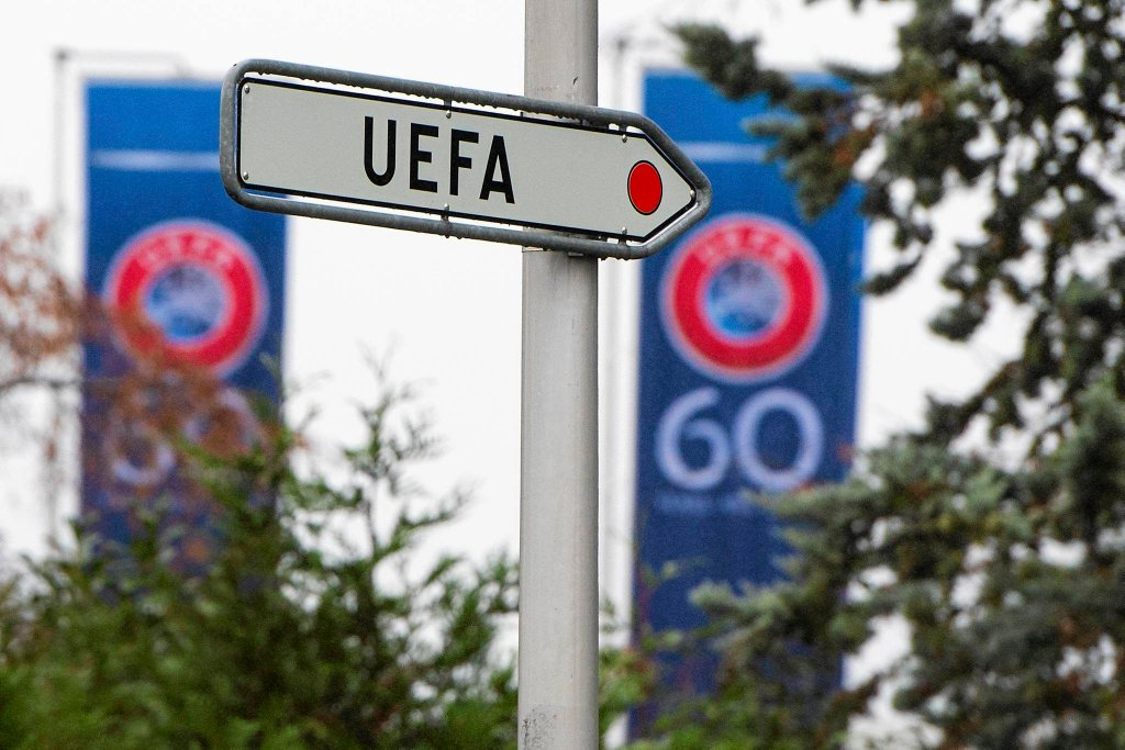Siedziba UEFA (Nyon, Szwajcaria)