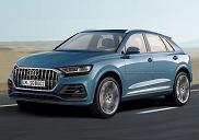 Wizualizacja Audi Q8