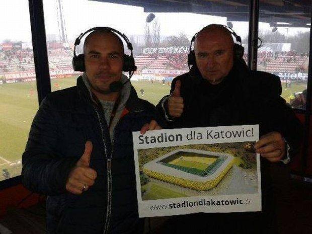 Rafał Kędzior i Jan Żurek