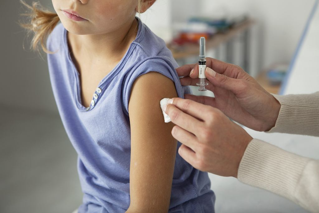 Vaccinating,A,Child