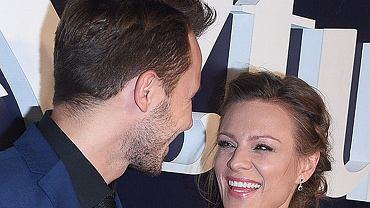 Mateusz Banasiuk i Magdalena Boczarska
