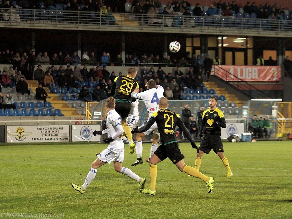 Wigry Suwałki - GKS Katowice 0:1