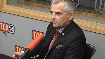 Poseł Kukiz'15 Andrzej Maciejewski w Poranku Radia TOK FM