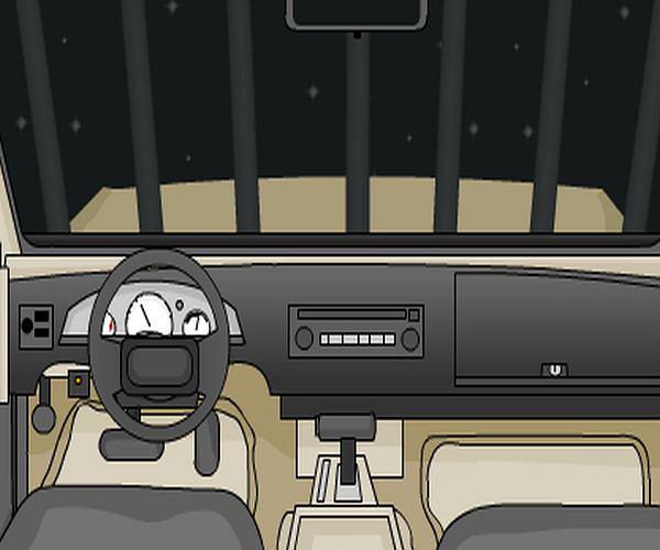 Wydostań się z auta