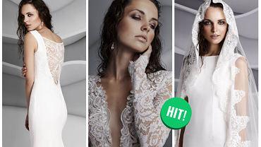 Kolekcja sukien ślubnych