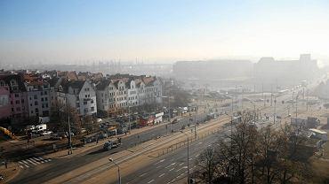 Smog w Szczecinie