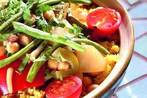 Kuchnia arabska. Kuskus dla zabieganych