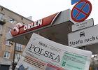 Przejęcie prasy przez Orlen - dziennikarze chcą mieć wgląd w decyzję UOKiK