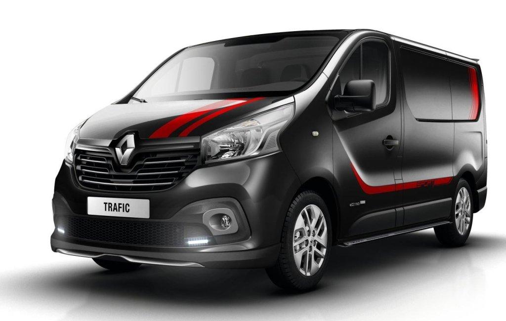 Renault Trafic Sport +