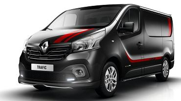 Renault Trafic Sport +