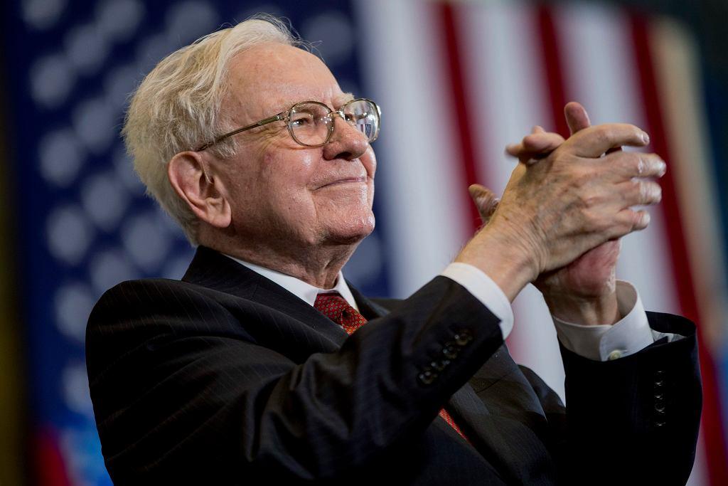 Prezes Berkshire Hathaway, Warren Buffett