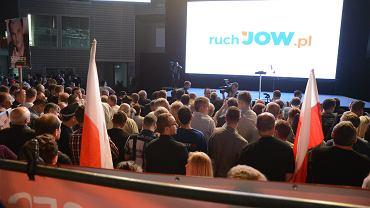 Zjazd woJOWników Pawła Kukiza w Lubinie