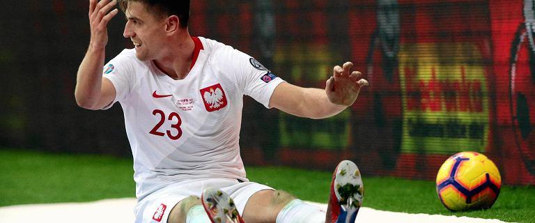 Polska - Łotwa. Oceny po meczu. Decyzja Brzęczka długo wyglądała na kompromitującą, ale Reca odpłacił się selekcjonerowi