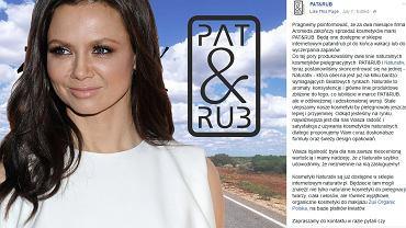 Kosmetyki Kingi Rusin zagrożone? Co dalej z Pat & Rub