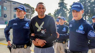 Jhon Viafara skazany na 11 lat więzienia.