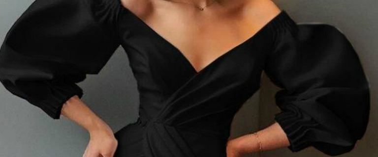 Czarna sukienka - wybrałyśmy najlepsze fasony na nadchodzący sezon!