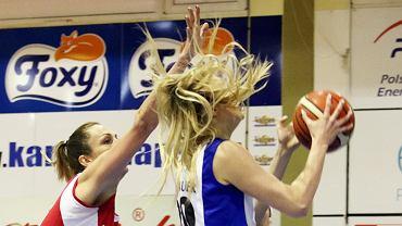 Basket Liga Kobiet: InvestInTheWest AZS AJP Gorzów - Wisła Can Pack Kraków 83:78 (19:17, 20:17, 23:17, 21:27)