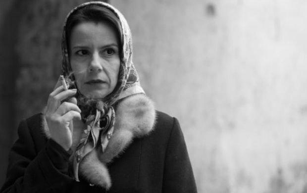 Agata Kulesza w filmie