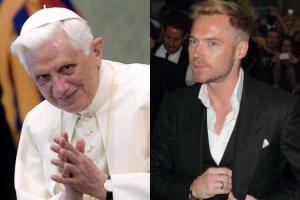 Papież Benedykt XVI, Ronan Keating