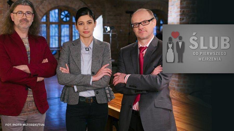 Psycholog dr Piotr Mosak, seksuolog Monika Staruch oraz antropolog prof. Bogusław Pawłowski, eksperci programu