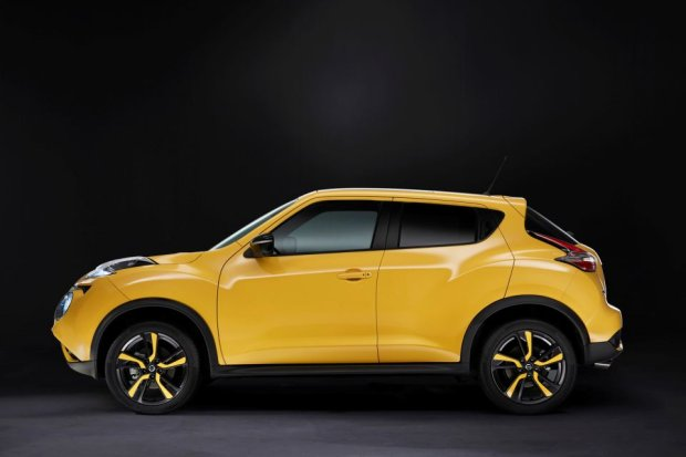 2014 Nissan Juke - Geneva Motor Show